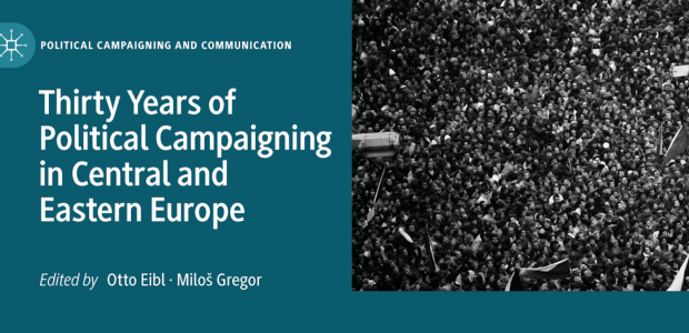 New Book on Political Camapigning development in CEE