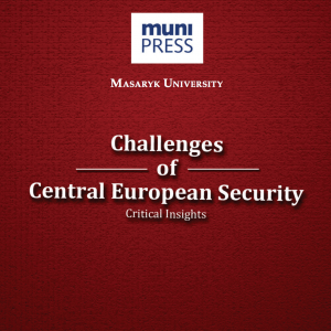 New Book: Challenges of Central European Security