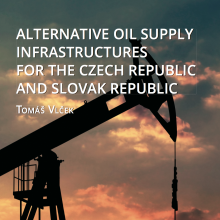 "Nová kniha ""Alternative Oil Supply Infrastructures for the Czech Republic and Slovak Republic"""
